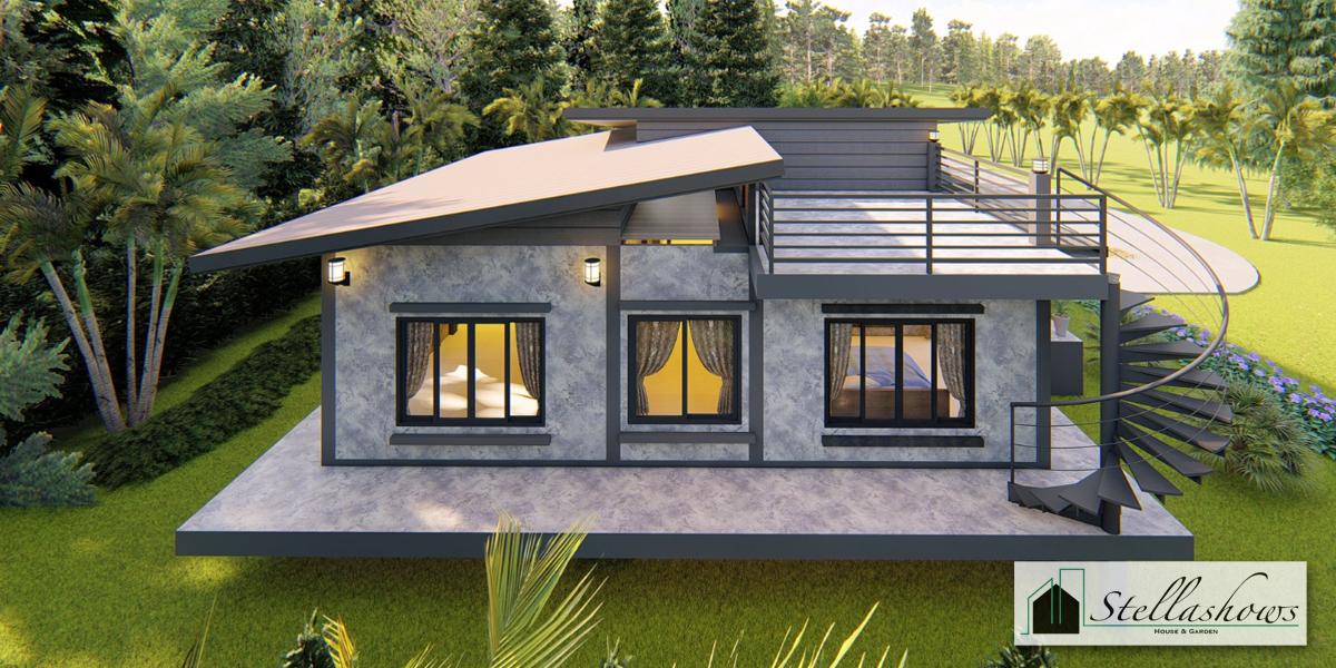 4 แบบบ้านในสไตล์รีสอร์ททั้งสวยและน่าปลูก