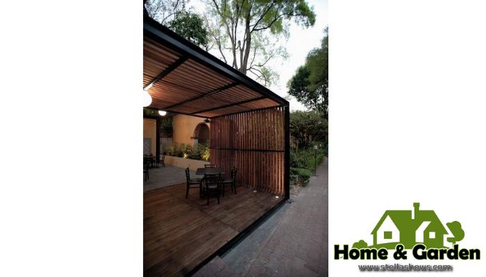 เปลี่ยนลานข้างบ้านให้สวยงามด้วยไม้ระแนง พื้นที่ในบ้านที่โล่ง ๆ หรือลานกว้างที่ไม่รู้จะใช้ทำอะไรดี หลายคนยังนึกไม่ออกเลยใช่ไหมว่าจะแต่งเติม